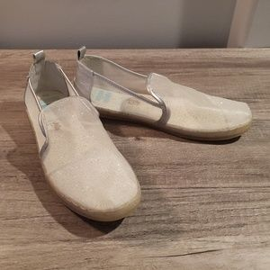 Tom's Cinderella Shoes Size 11